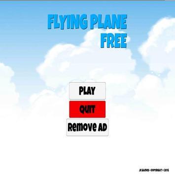 FLYING PLANE FREE apk screenshot