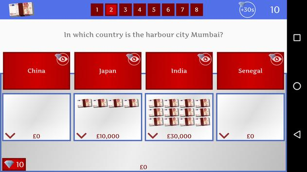 Money Drop - Trivia Quiz Game screenshot 4