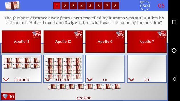 Money Drop - Trivia Quiz Game screenshot 1