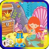 Bubble Shooter Mermaid icon