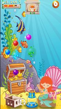 Bubble Shooter Mermaid screenshot 3
