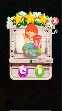 Bubble Shooter Mermaid screenshot 4