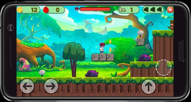 Super Kid Jungle Adventure ( Super Hero ) poster