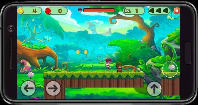 Super Kid Jungle Adventure ( Super Hero ) apk screenshot