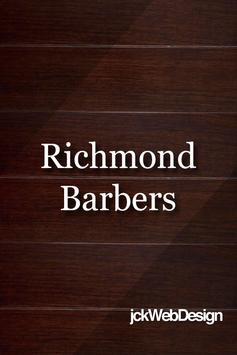Richmond Barbers poster