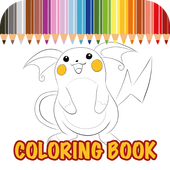 Art Poke Coloring icon