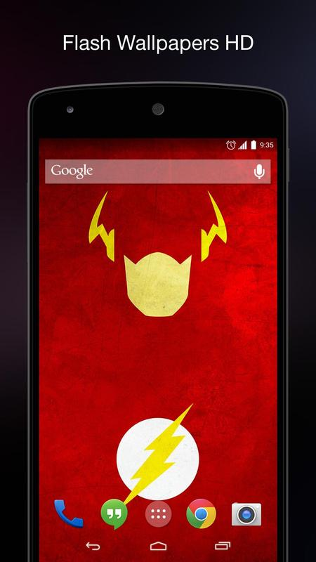 Cool Hd Wallpapers For Flash Hero For Android Apk Download