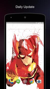 Cool HD Wallpapers for Flash Hero APK