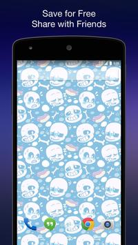 Art Wallpapers HD for Sans apk screenshot