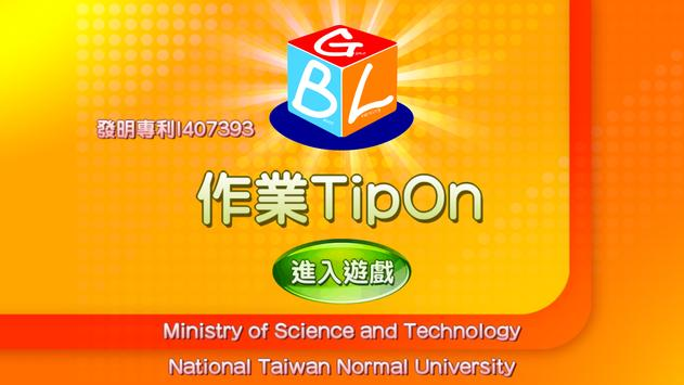 R TipOn poster