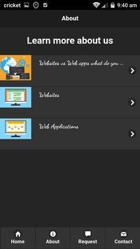 jco web development screenshot 1