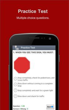 Road Signs & Practise Test USA screenshot 3