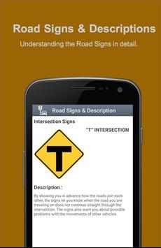 Road Signs & Practise Test USA screenshot 1