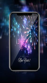 احسن رسائل راس السنة الميلادية الجديدة 2018 poster