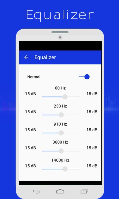 MP3 Player Equalizer para Android - APK Baixar