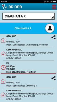 DR OPD apk screenshot