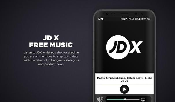 JD Sports apk screenshot