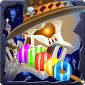 Cookie Blast Mania:Day of Dead icon