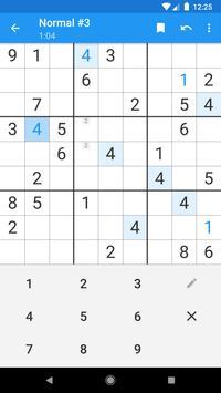 Material Sudoku poster