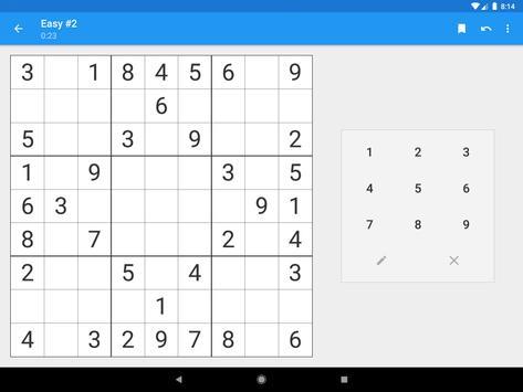 Material Sudoku screenshot 5