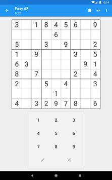 Material Sudoku screenshot 6
