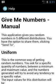 Give Me Numbers screenshot 6