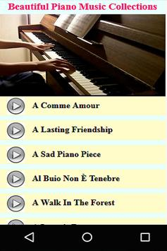 Beautiful Piano Music Collections poster