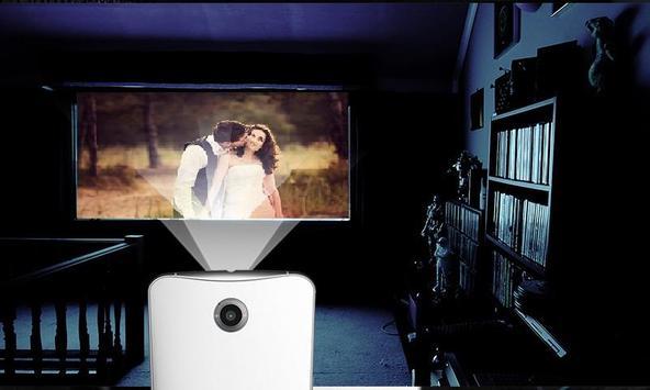 Video Projector Simulator VR apk screenshot