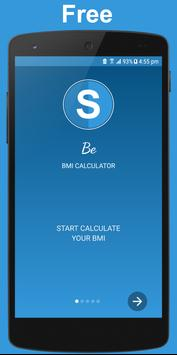 Salutem - BMI Calculator for Adult and Child poster