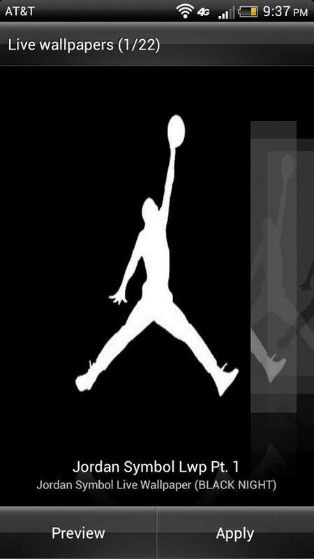 Retro Jordan Hd Live Wallpaper Apk Download Free Entertainment App