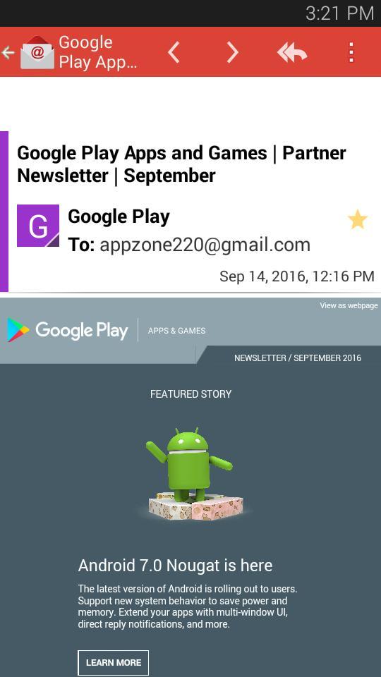 gmail app google play