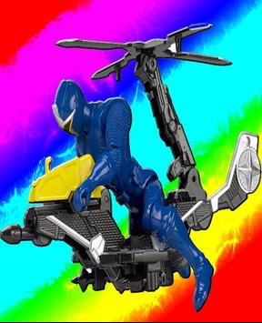 Play Power Ninja Rangers Puzzle screenshot 1