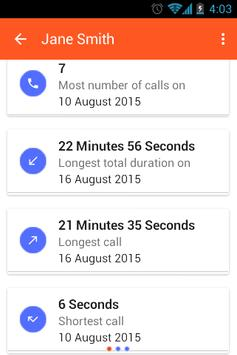 Call Analyzer screenshot 3