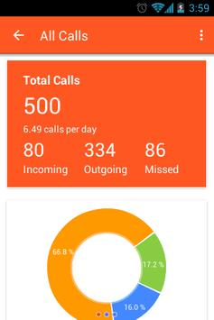 Call Analyzer screenshot 1