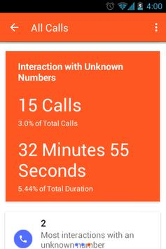 Call Analyzer screenshot 6