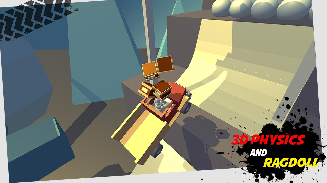 Stickman Turbo Dismounting 3D for Android - APK Download
