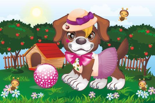 My Little Puppy poster