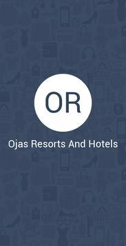 Ojas Resorts And Hotels screenshot 1