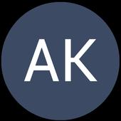 A K Electrical icon