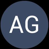 ALU Gold Galaxy icon