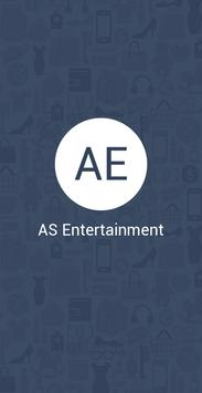 AS Entertainment screenshot 1
