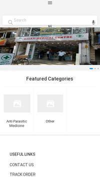 Balaji Medical Center screenshot 1