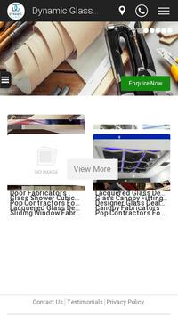 Dynamic Glass Interior And Ext screenshot 1