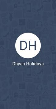 Dhyan Holidays screenshot 1