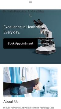 Dr. Kale Polyclinic And Pathla poster