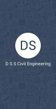D S S Civil Engineering poster