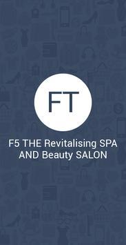 F5 THE Revitalising SPA AND Be screenshot 1
