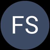 F Square icon