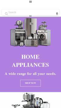 Glory Home & Kitchen Appliance poster