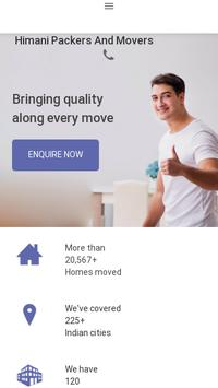 Himani Packers And Movers poster